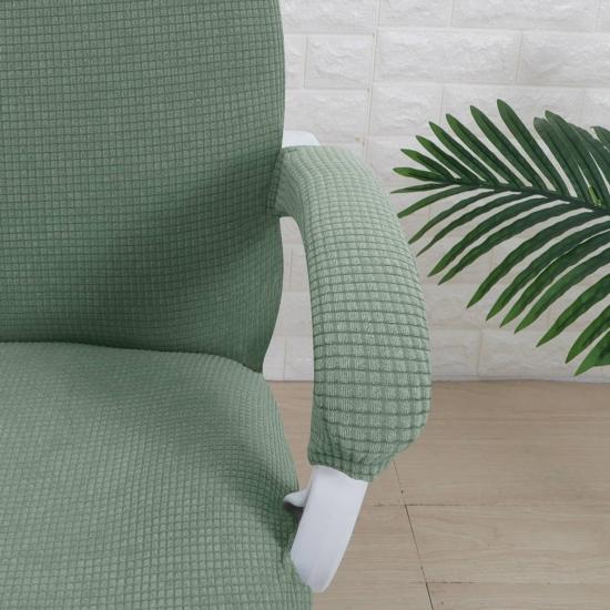 zöld, enyhen vizlepergeto karfa huzat (3)