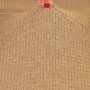 Kép 5/5 - halvány karamellszínű, enyhén vízlepergető huzat 4